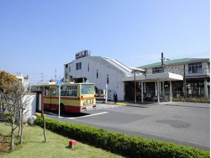 JR「二宮」駅までバス5分