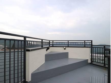 屋上スペース。