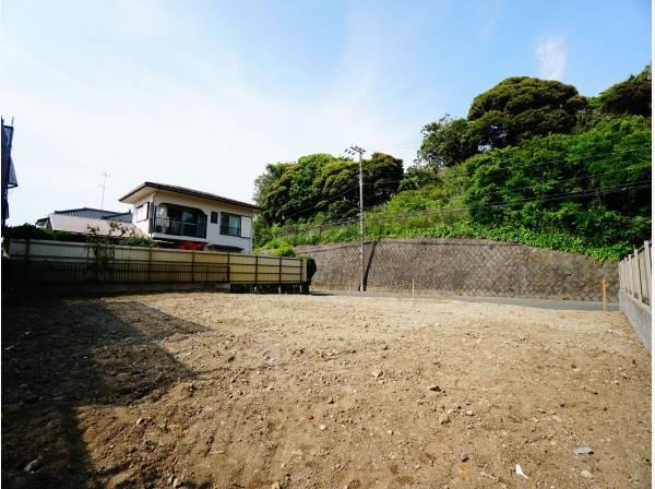 神奈川県鎌倉市寺分2丁目の土地