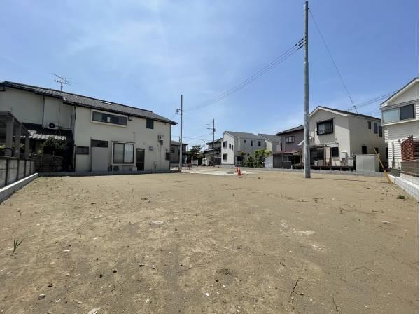 神奈川県茅ヶ崎市美住町の土地