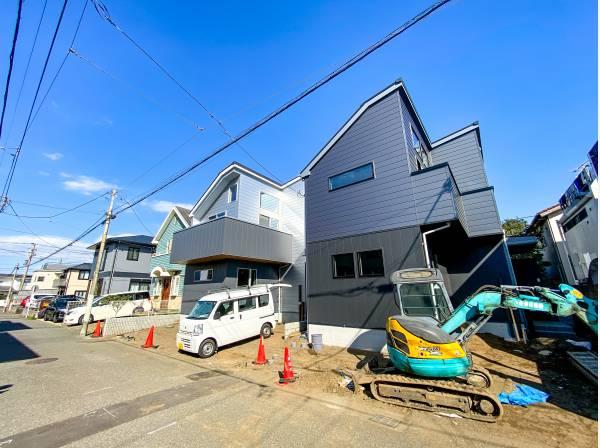 神奈川県藤沢市鵠沼海岸4丁目の新築戸建