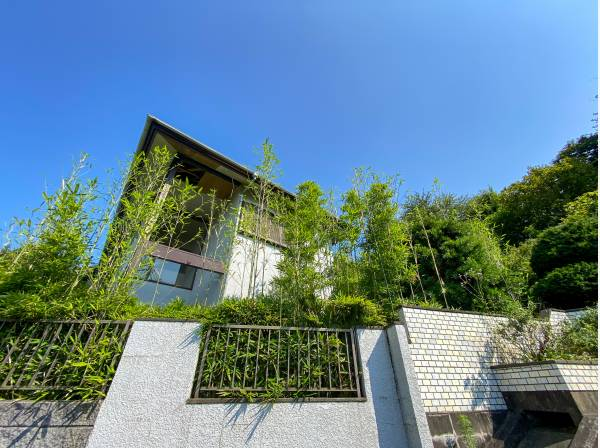 神奈川県藤沢市片瀬山5丁目の土地