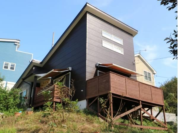 神奈川県三浦郡葉山町下山口の中古戸建