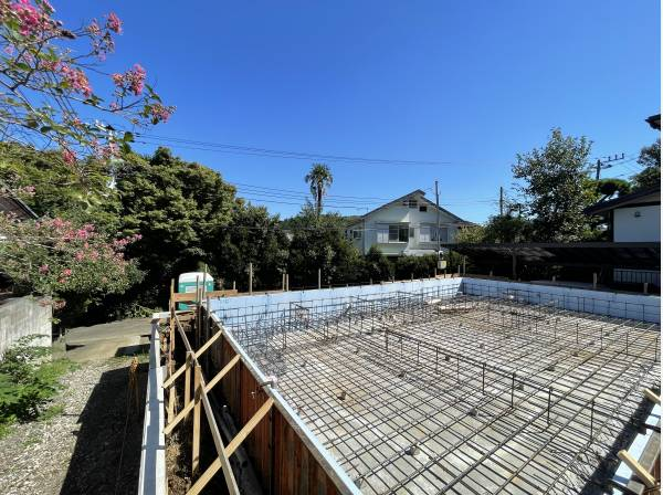 神奈川県鎌倉市山ノ内の新築戸建