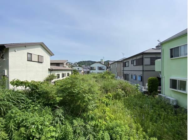 神奈川県逗子市沼間2丁目の土地