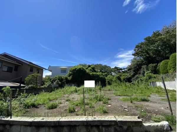 神奈川県鎌倉市梶原3丁目の土地