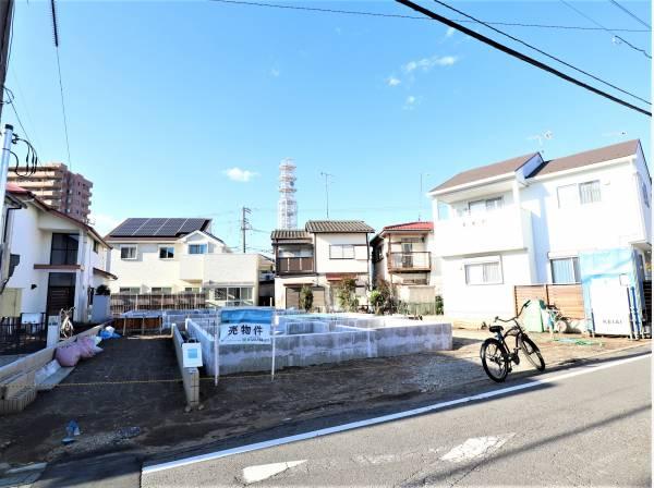 神奈川県藤沢市本鵠沼1丁目の新築戸建
