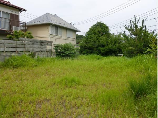 神奈川県鎌倉市津西2丁目の土地