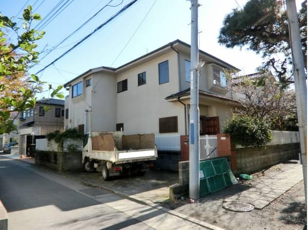 神奈川県鎌倉市長谷1丁目の土地