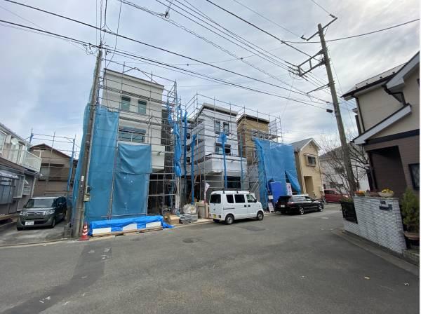 神奈川県茅ヶ崎市松林1丁目の新築戸建
