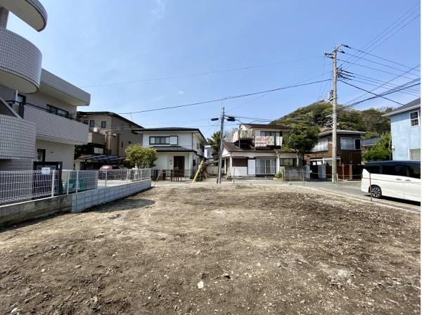 神奈川県逗子市久木3丁目の土地