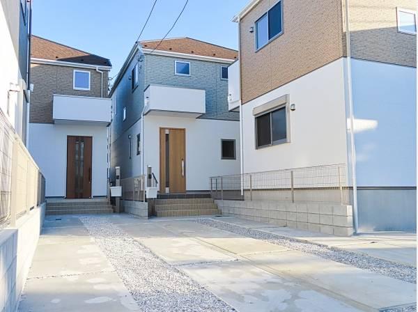 神奈川県茅ヶ崎市東海岸南6丁目の新築戸建