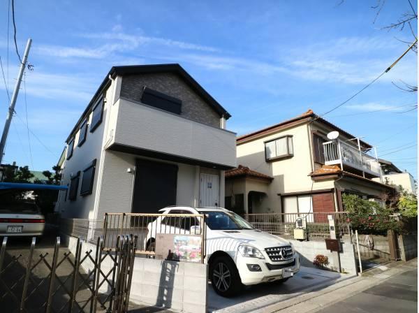 神奈川県鎌倉市岡本2丁目の新築戸建