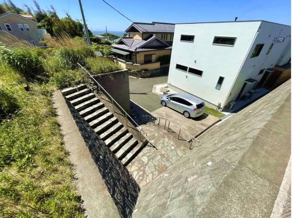 神奈川県鎌倉市鎌倉山3丁目の土地