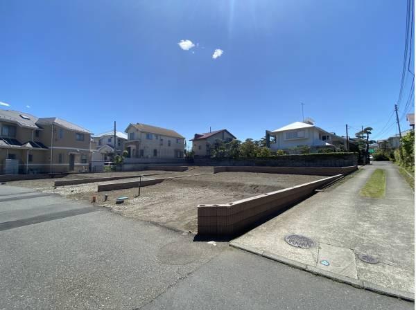 神奈川県藤沢市辻堂東海岸4丁目の土地