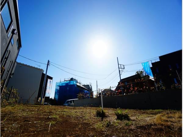 神奈川県鎌倉市山ノ内の土地