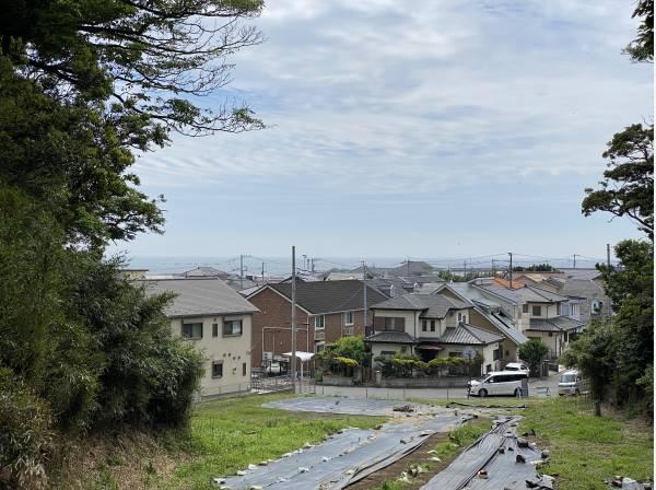 神奈川県横須賀市佐島1丁目の土地
