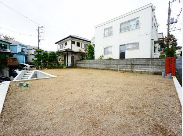 神奈川県三浦郡葉山町長柄の土地