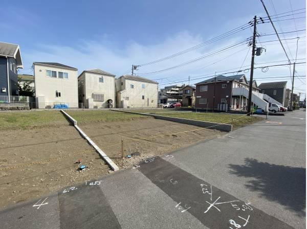 神奈川県藤沢市辻堂元町5丁目の土地