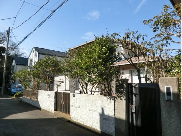 神奈川県鎌倉市極楽寺1丁目の土地