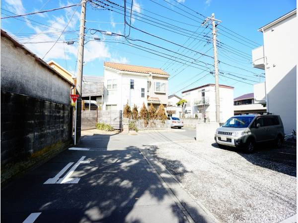 神奈川県鎌倉市材木座5丁目の土地