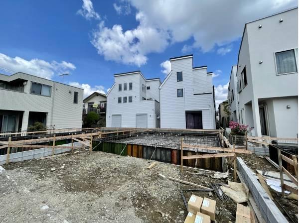 神奈川県藤沢市片瀬5丁目の新築戸建