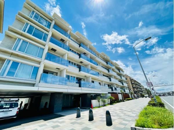 神奈川県藤沢市片瀬海岸3丁目のマンション
