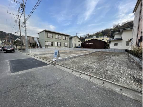 神奈川県逗子市池子2丁目の土地