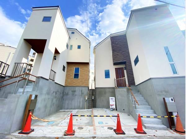 神奈川県茅ヶ崎市赤松町の新築戸建