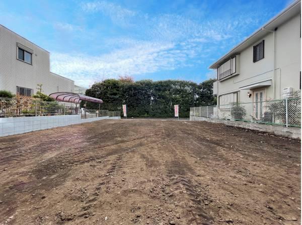 神奈川県藤沢市湘南台5丁目の土地