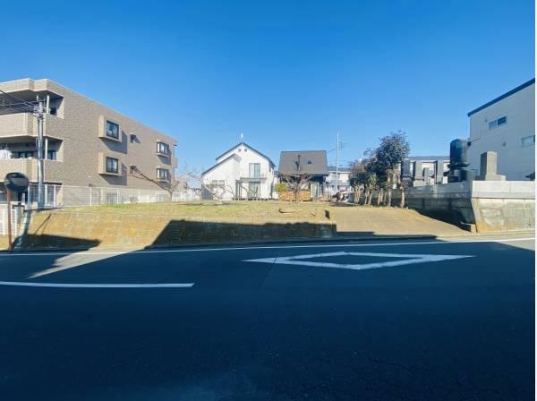神奈川県藤沢市天神町3丁目の土地