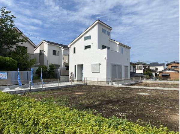 神奈川県藤沢市大庭の新築戸建