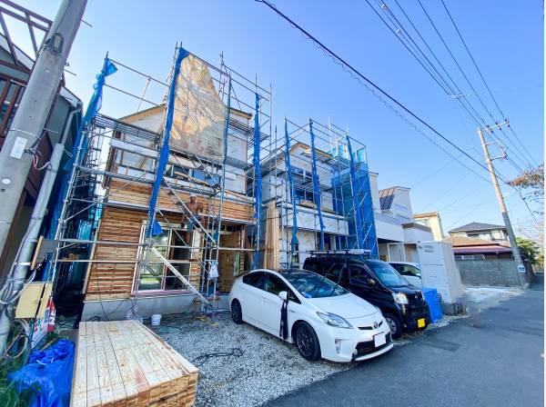 神奈川県鎌倉市材木座4丁目の新築戸建