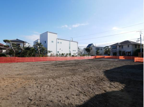 神奈川県茅ヶ崎市東海岸北2丁目の土地