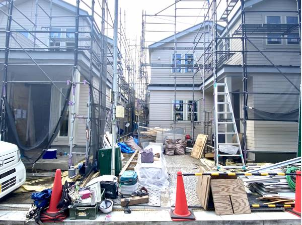 神奈川県藤沢市鵠沼海岸1丁目の新築戸建