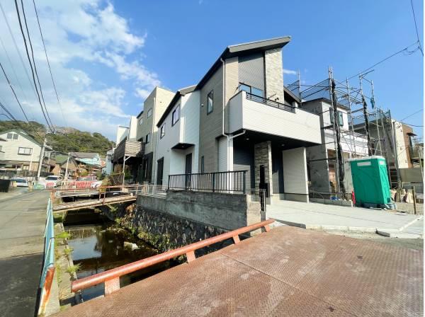 神奈川県鎌倉市大町2丁目の新築戸建