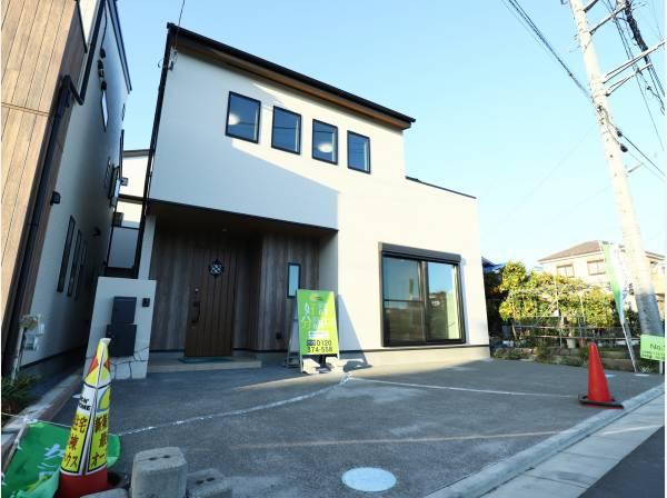 神奈川県平塚市西八幡3丁目の新築戸建