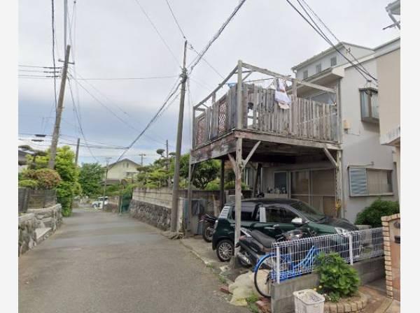 神奈川県藤沢市羽鳥5丁目の土地