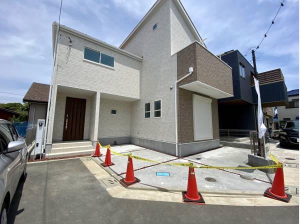 神奈川県茅ヶ崎市萩園の新築戸建