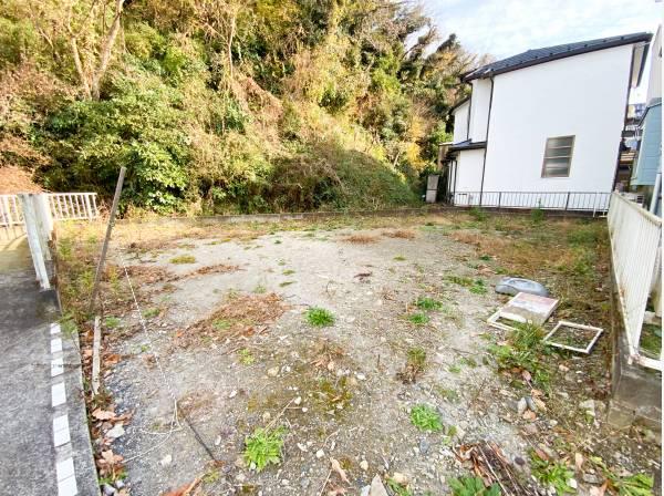 神奈川県逗子市久木7丁目の土地