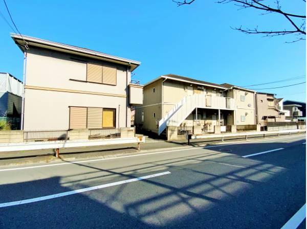 神奈川県藤沢市弥勒寺3丁目の土地