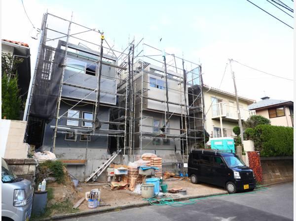 神奈川県鎌倉市七里ガ浜2丁目の新築戸建