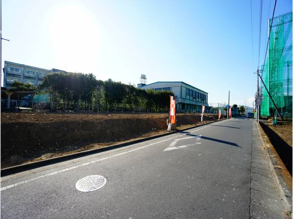 神奈川県茅ヶ崎市円蔵1丁目の土地