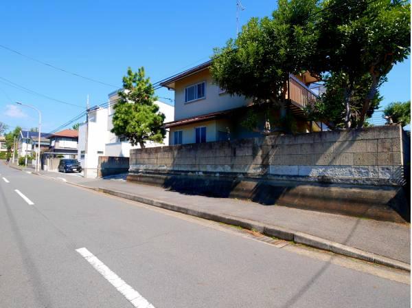 神奈川県平塚市中里の土地
