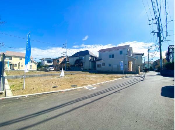 神奈川県茅ヶ崎市浜竹4丁目の土地