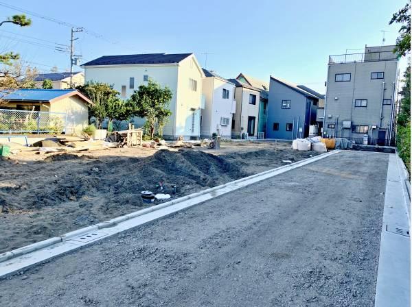 神奈川県茅ヶ崎市ひばりが丘の土地