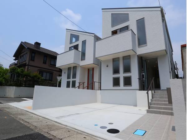 神奈川県逗子市久木8丁目の新築戸建