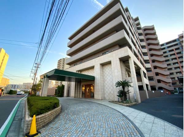 神奈川県茅ヶ崎市赤松町のマンション
