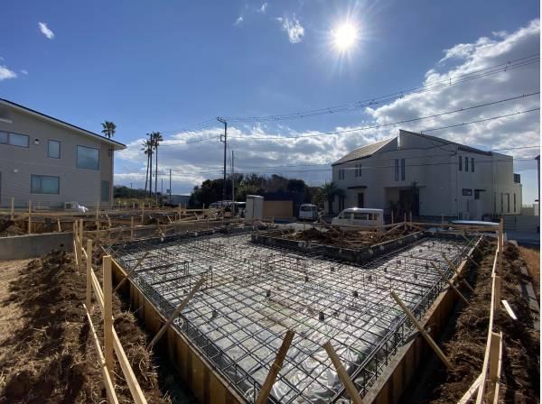 神奈川県横須賀市佐島の丘1丁目の新築戸建