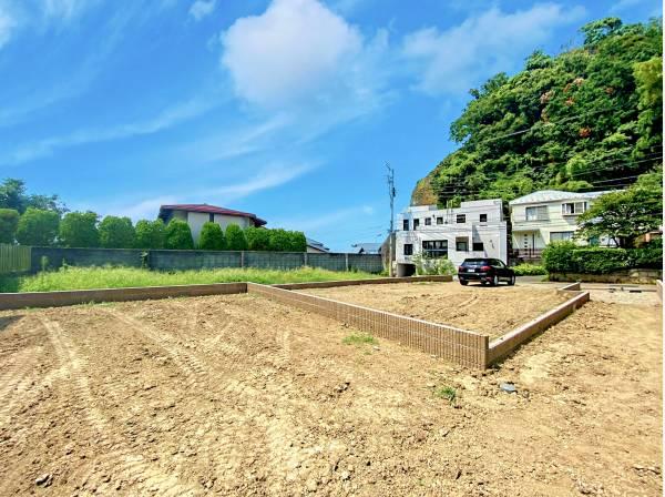神奈川県逗子市桜山7丁目の土地